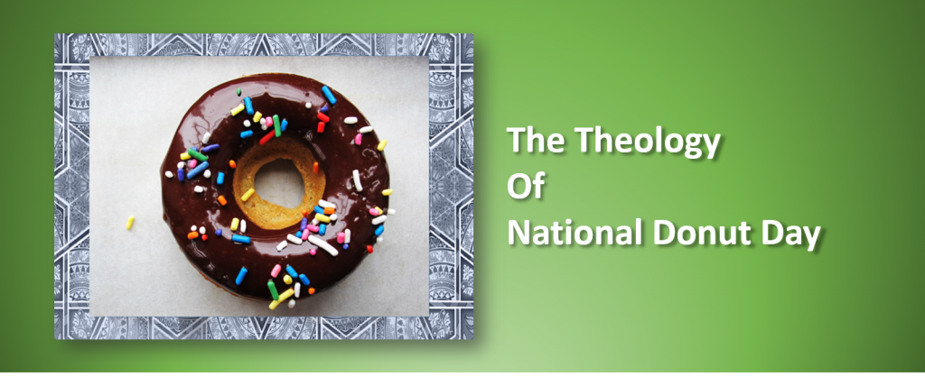 The Theology of National Donut Day