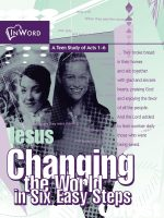 Changing the World CoverAMZN