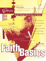 Faith Basics CoverAMZN