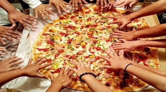 The Theology of Pizza
